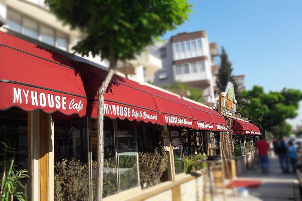 Kafe Tente Modelleri