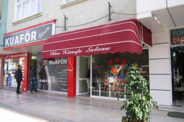 körüklü tente İzmir